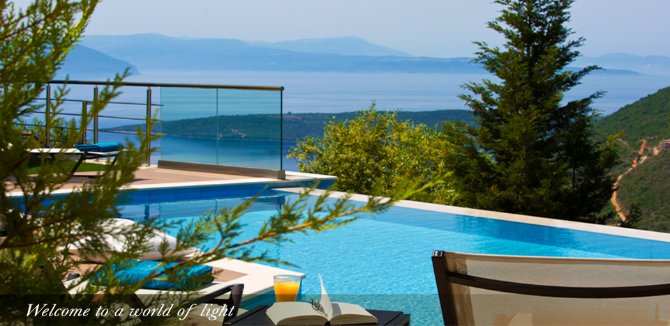 Evgiros Villas Pool